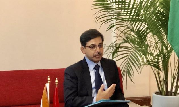 Ấn Độ luôn sẵn sàng thúc đẩy quan hệ Đối tác chiến lược toàn diện với Việt Nam