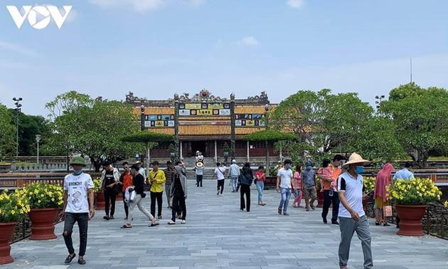 Cố đô Huế mở cửa miễn phí đón du khách trong ngày 2/9
