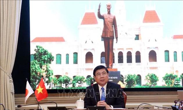 Thành phố Hồ Chí Minh và tỉnh Aichi (Nhật Bản) tăng cường hợp tác qua gặp gỡ trực tuyến
