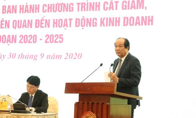 Thúc đẩy làn sóng cải cách mới về các quy định kinh doanh của Việt Nam