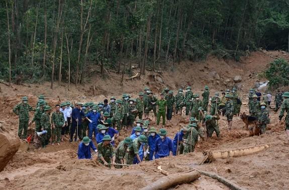 Tìm thấy 12 thi thể thành viên của Đoàn công tác tại tiểu khu 67