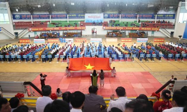 Khai mạc Giải vô địch trẻ Vovinam toàn quốc 2020