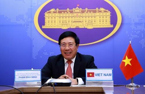 Điện đàm Ngoại trưởng Việt Nam - Malaysia