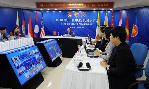 Hội nghị trực tuyến lãnh đạo thanh niên ASEAN