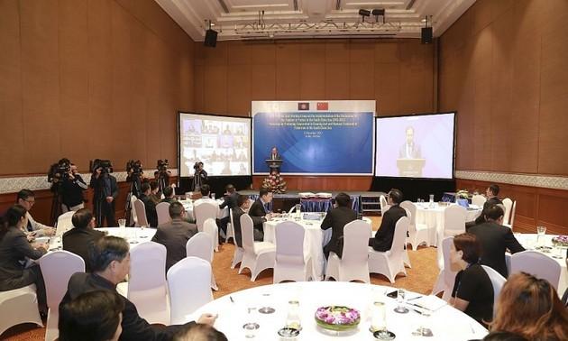 ASEAN và Trung Quốc hợp tác đối xử công bằng, nhân đạo với ngư dân