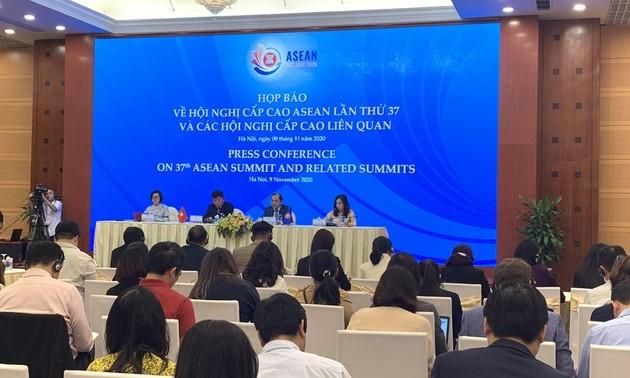 Hội nghị Bộ trưởng Kinh tế Hiệp định Đối tác Kinh tế toàn diện Khu vực