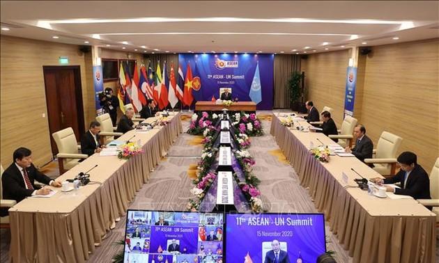 Hội nghị Cấp cao ASEAN – Liên hợp quốc lần thứ 11