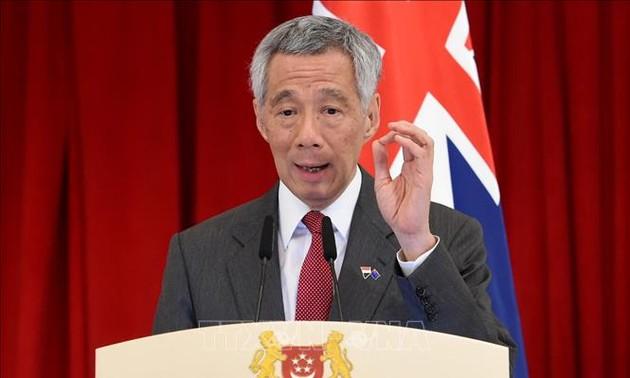 Thủ tướng Singapore đề xuất ba lĩnh vực các nước EAS cần tăng cường hợp tác