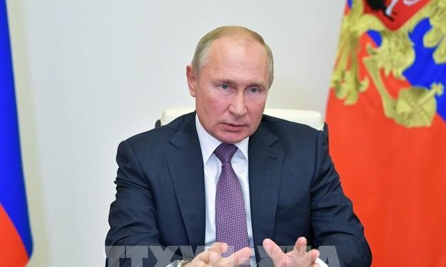 """Nga ủng hộ """"Tuyên bố Hà Nội"""""""