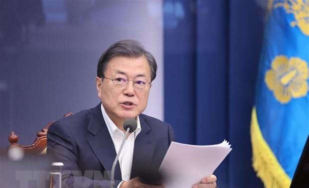 """ASEAN 2020: Hàn Quốc đề xuất """"đoàn kết và hợp tác"""" chống dịch bệnh và xây dựng hòa bình tại EAS"""
