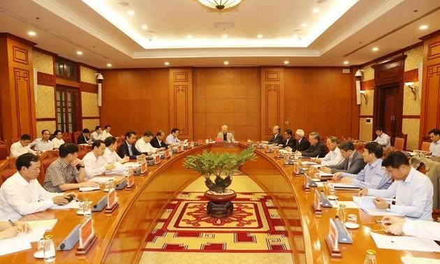 Tổng Bí thư, Chủ tịch nước Nguyễn Phú Trọng: tiếp tục đẩy mạnh công tác phòng, chống tham nhũng