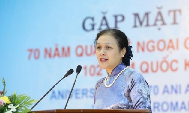 Quan hệ ngoại giao Việt Nam - Romania: mối quan hệ hợp tác, hữu nghị và phát triển