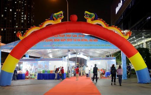 Khai mạc tuần giới thiệu sản phẩm thủy sản, OCOP và du lịch Quảng Ninh