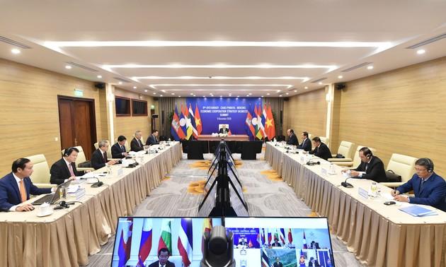 Việt Nam thúc đẩy hợp tác vì hòa bình, phát triển