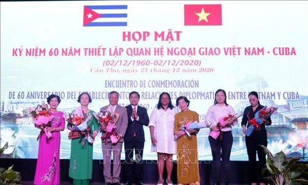 Tăng cường vun đắp tình hữu nghị, phát triển cơ hội hợp tác đầu tư Việt Nam - Cuba