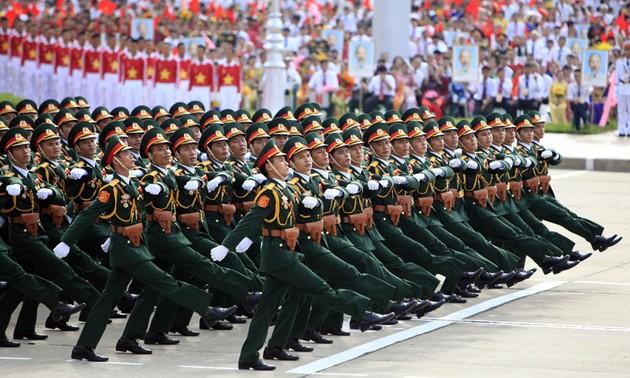Quân đội nhân dân Việt Nam tiến lên chính quy, hiện đại