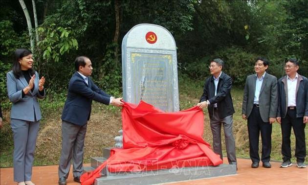Khánh thành dự án tu bổ các điểm di tích lịch sử của Văn phòng Trung ương Đảng