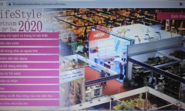 Lần đầu tiên tổ chức hội chợ ảo Lifestyle Vietnam 2020