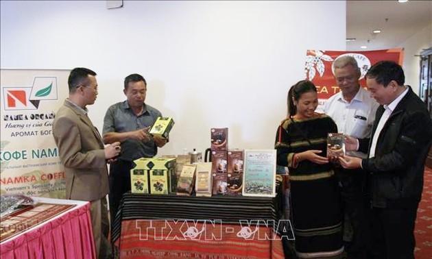 Phát triển sản phẩm quốc gia cà phê Việt Nam chất lượng cao