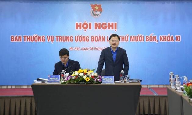 Khai mạc Hội nghị Ban Thường vụ Trung ương Đoàn lần thứ 14, khóa XI