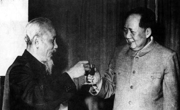Củng cố, tăng cường quan hệ hữu nghị Việt Nam - Trung Quốc