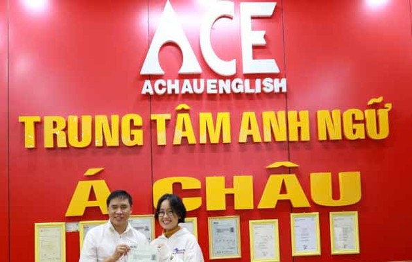Hệ thống Anh ngữ Á Châu đạt top 10 thương hiệu dẫn đầu Việt Nam