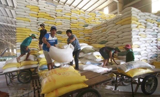 Thái Lan ấn tượng với chiến lược gạo của Việt Nam