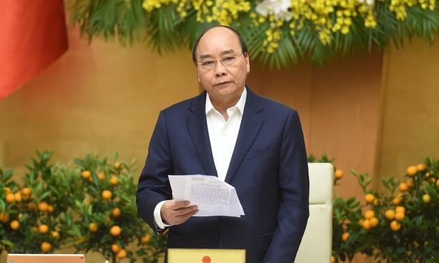 Thủ tướng Nguyễn Xuân Phúc yêu cầu đưa vaccine phòng COVID-19 đến người dân ngay trong quý 1/2021
