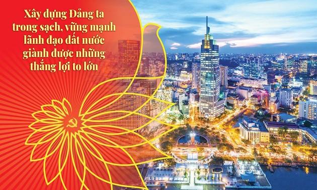 Đại hội lần thứ XIII của Đảng tạo động lực cho một Việt Nam phát triển