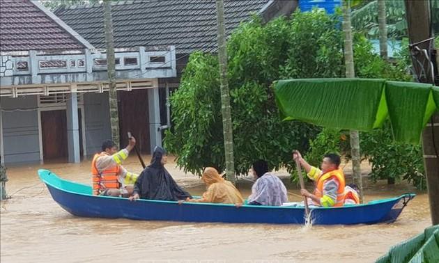 Hàn Quốc viện trợ cho tỉnh Quảng Trị khắc phục hậu quả thiên tai