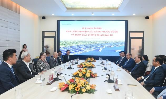 Việt Nam sẽ tạo kinh doanh thuận lợi hơn nữa cho các nhà đầu tư nước ngoài