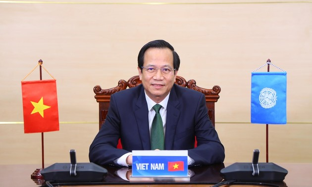 Việt Nam cam kết ưu tiên thực hiện bình đẳng giới