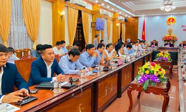 Hội thảo Xúc tiến đầu tư Hàn Quốc của tỉnh Bình Định 2021