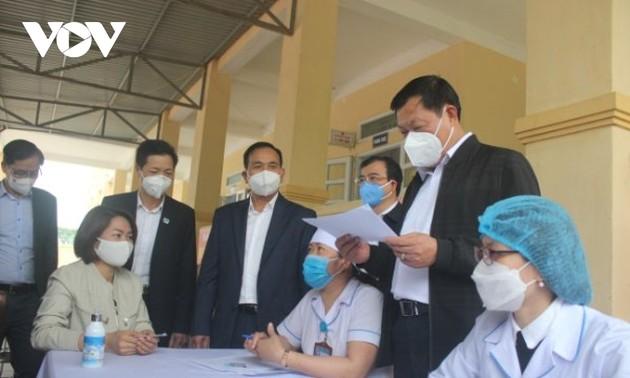Bộ Y tế đề nghị tỉnh Hải Dương tăng cường giám sát, xử lý sớm các ca bệnh phát sinh