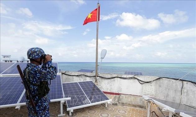 Hội Hữu nghị Bỉ - Việt ủng hộ lập trường của Việt Nam về chủ quyền hợp pháp tại Biển Đông