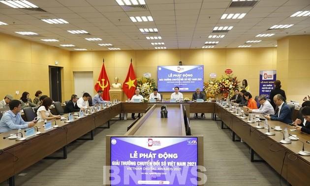 Vinh danh sản phẩm công nghệ chuyển đổi số Việt Nam