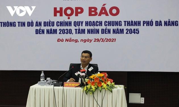 Xây dựng Đà Nẵng trở thành trung tâm tài chính trong vòng 20 năm tới