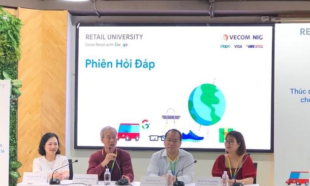 Google hỗ trợ các doanh nghiệp Việt Nam giao thương trực tuyến
