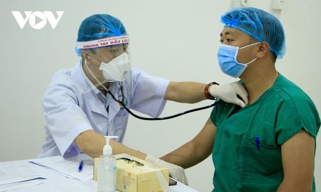 Gia Lai: Giải thể bệnh viện dã chiến, 50 cán bộ y tế cuối cùng hoàn thành cách ly