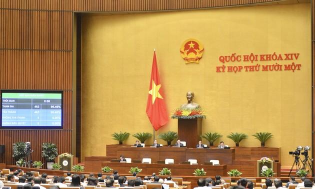 Kiện toàn lãnh đạo một số Uỷ ban của Quốc hội
