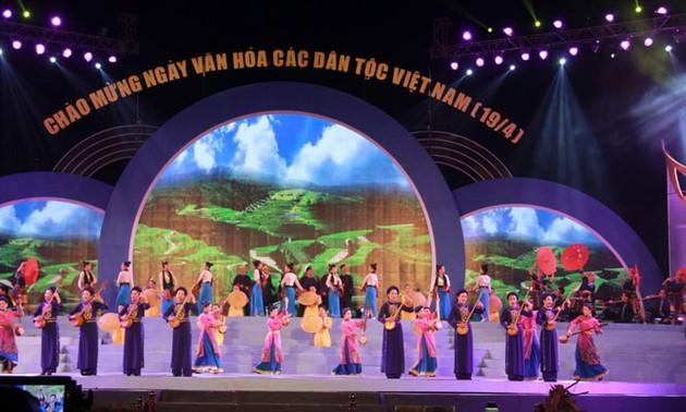"""Tôn vinh các giá trị đặc sắc trong """"Ngày Văn hóa các dân tộc Việt Nam"""""""