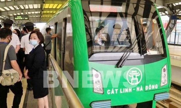 Dự án đường sắt đô thị Cát Linh - Hà Đông dự kiến vận hành thương mại ngày 30/4