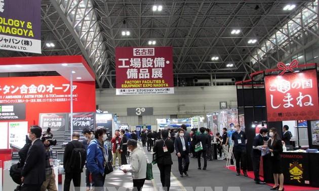 Việt Nam tham dự triển lãm chuyên ngành cơ khí và công nghiệp hỗ trợ lớn nhất Nhật Bản