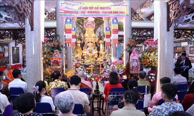 Lễ hội Tết cổ truyền Campuchia – Lào – Myanmar - Thái Lan năm 2021 tại Thành phố Hồ Chí Minh