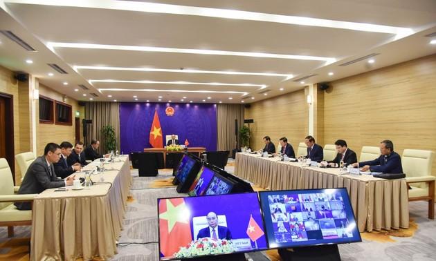 Việt Nam cam kết hành động ứng phó toàn diện với biến đổi khí hậu