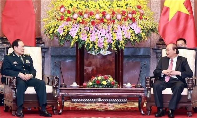 Thúc đẩy quan hệ Đối tác hợp tác chiến lược toàn diện giữa Việt Nam và Trung Quốc