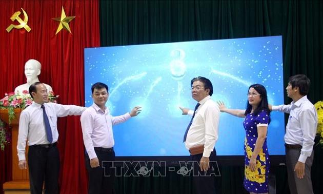 Quảng Nam: Ra mắt Trung tâm Điều hành giáo dục thông minh (IOC Edu)