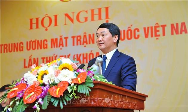 Kiện toàn Ban Chỉ đạo Trung ương Chương trình mục tiêu quốc gia về vùng dân tộc thiểu số và miền núi