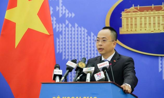 Việt Nam bác bỏ quyết định cấm đánh bắt của Trung Quốc trên Biển Đông