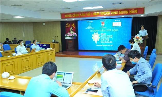 """Khởi động cuộc thi """"Công nghệ trí tuệ Student Chie-Tech"""" năm 2021"""